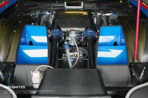 【秘蔵私的写真で振り返るGT進化の旅/第2回】2003年JGTC、エンジン大排気量化したトヨタ・スープラ(A80系)