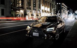 8月に生産を終了するレクサス「GS」に〝F〟から継承した精悍なスタイリングの特別仕様車「Eternal Touring」が登場