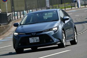 新型登場だけが理由じゃない! トヨタ・カローラが販売ランキングで突如1位に躍り出た謎
