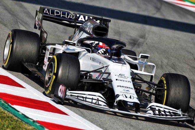 アルファタウリ・ホンダ、新型コロナ危機による財政への影響で2022年型F1マシンの開発に憂慮