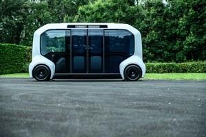 ついに自動運転車が街を走る! トヨタ「e-Palette」登場