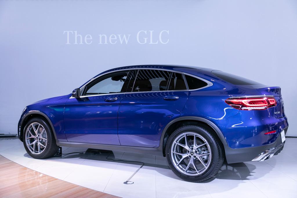 激戦区のミドルSUV市場に新型「メルセデス・ベンツGLC/GLCクーペ」が投入!