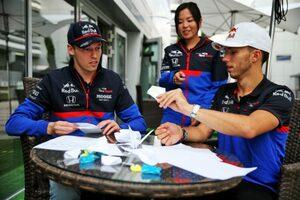 【SNSピックアップ】F1日本GP(1):14年前の10月9日と言えば? &トロロッソ・ホンダ「折り紙の時間ですよ!」