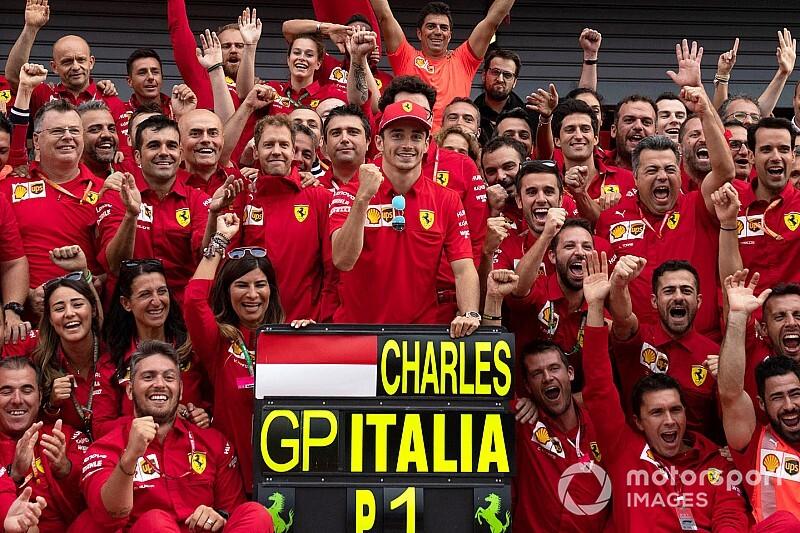 """F1新世代""のルクレール、フェラーリ1年目は期待以上……「でも2020年はもっと強くなる!」"