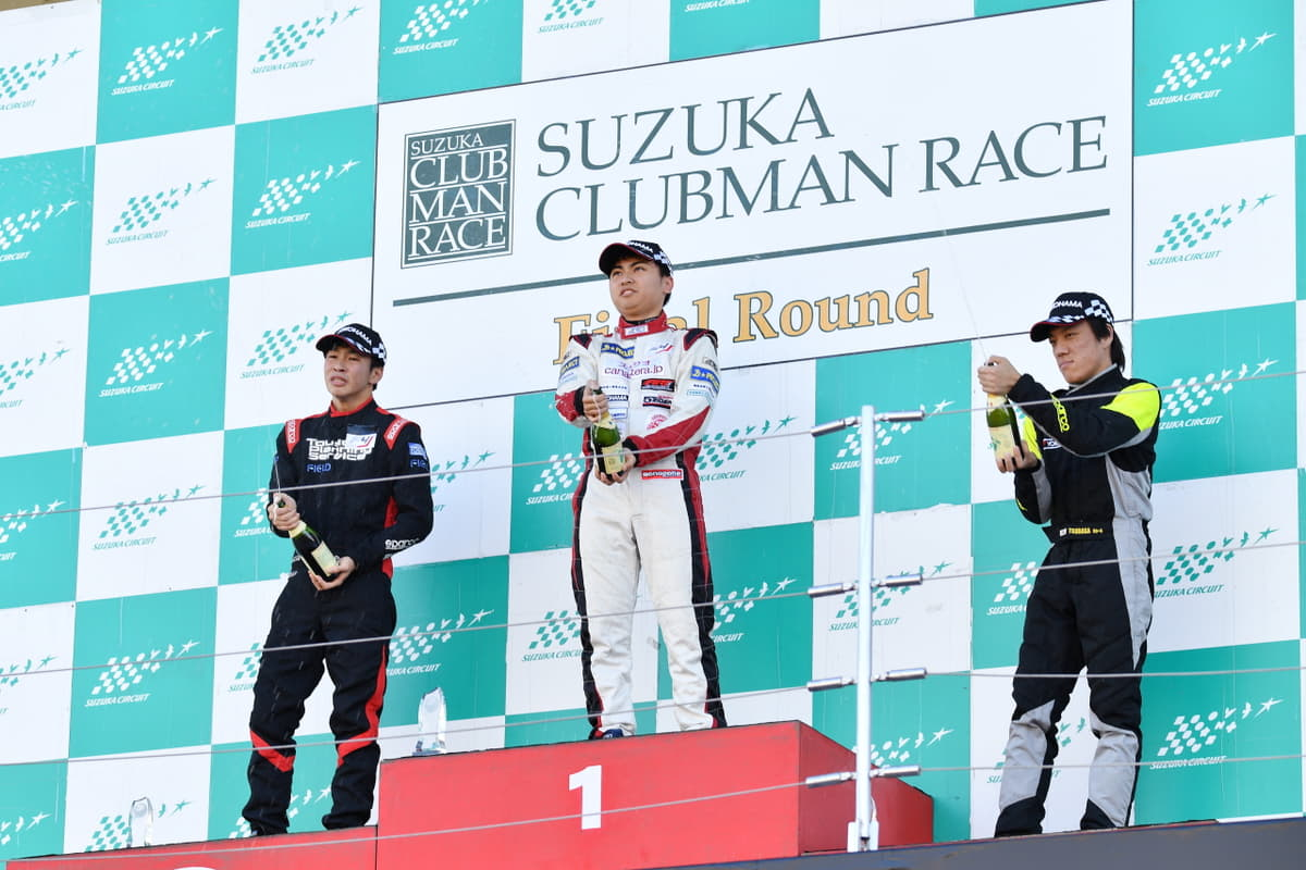 S-FJレースの日本頂上決戦!? 日本各地から強者レーサーが集結【鈴鹿クラブマンレース最終戦】
