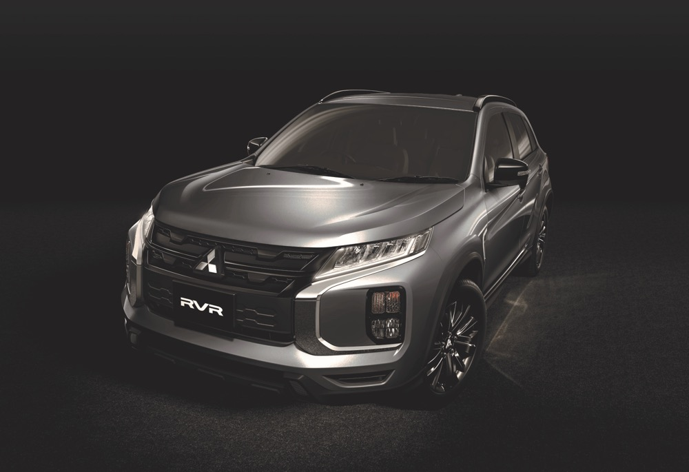 """""""黒""""で引き締める。三菱自動車、「RVR」に特別仕様車「BLACK Edition」を設定"""