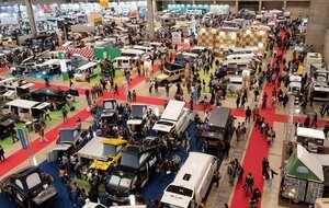300台ものキャンピングカーが一気に見られるイベントって!?【ジャパンキャンピングカーショー2020は1月31日から】