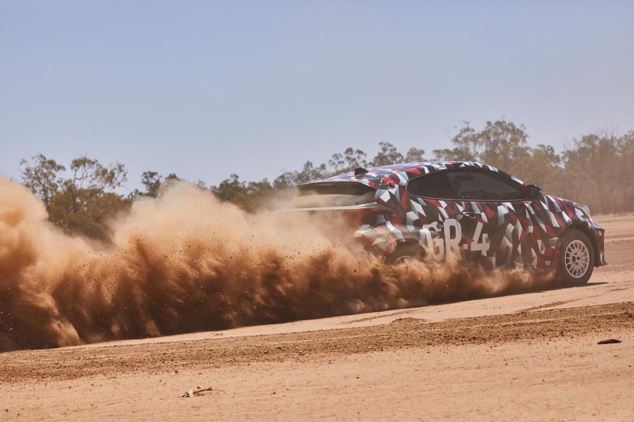 モリゾウがテストする最新コンパクトスポーツのデビューは2020年オートサロン!
