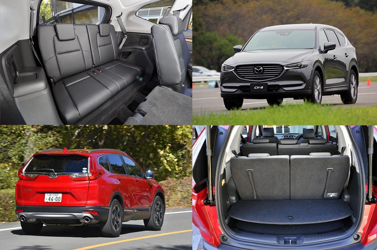 ほとんどはミニバンの代わりにならない! 注意すべき3列シートSUV選びと数少ない使えるモデルとは