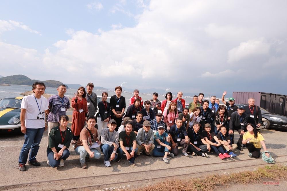【山口県発 イベントレポート】ジーロ・ディ美祢 33台が走るクラシックカー・ラリー