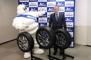 ミシュラン 新低燃費タイヤ「エナジーセイバー4」登場