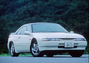 【ニッポンの名車】こだわり抜いたFRのような回頭性! スバル・アルシオーネSVX