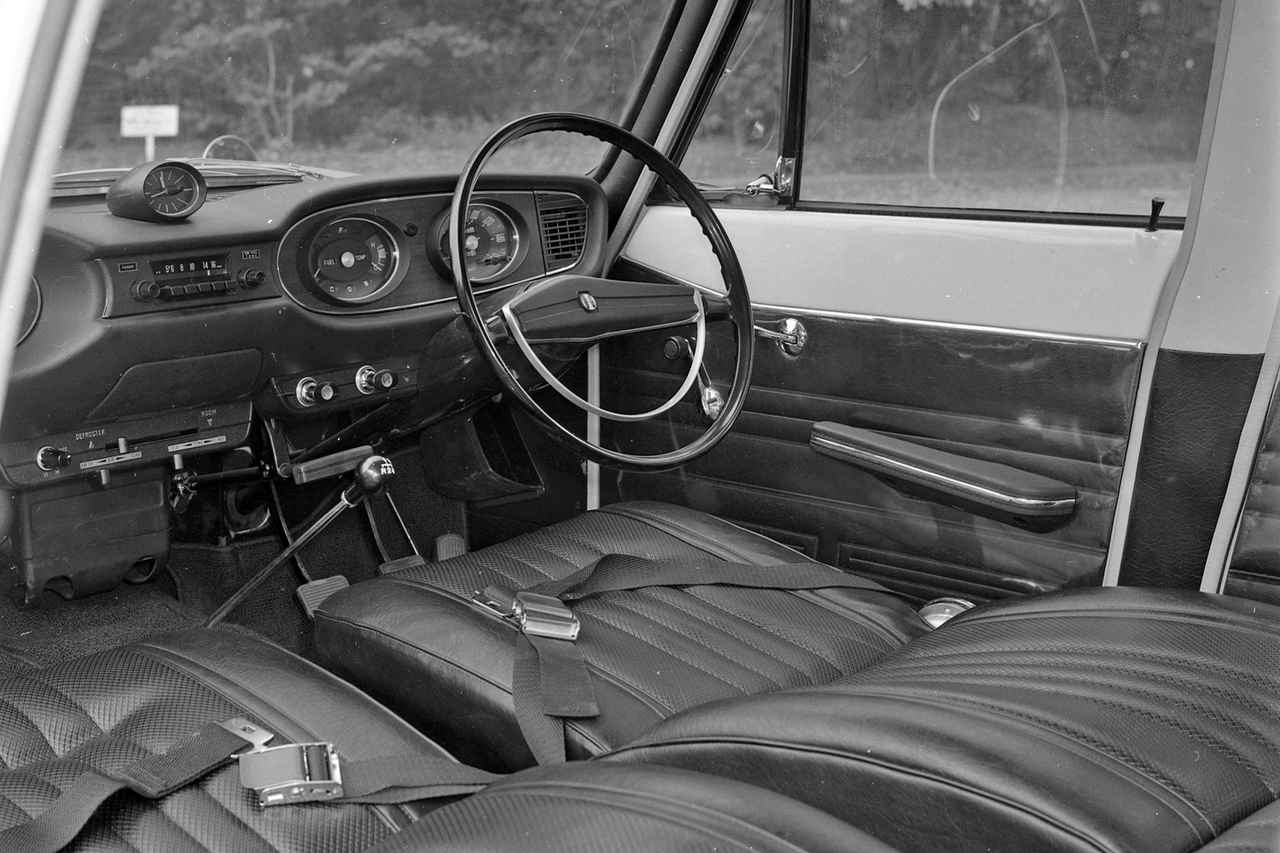【昭和の名車 129】いすゞ フローリアンは117クーペのセダン版として誕生した