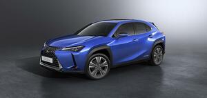 【なぜ知名度抜群のプリウスじゃなくてUX?】トヨタ初の市販EVがレクサスブランドから登場するワケ