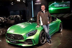 独占インタビュー トビアス・メアース社長がAMG GT Rについて語る
