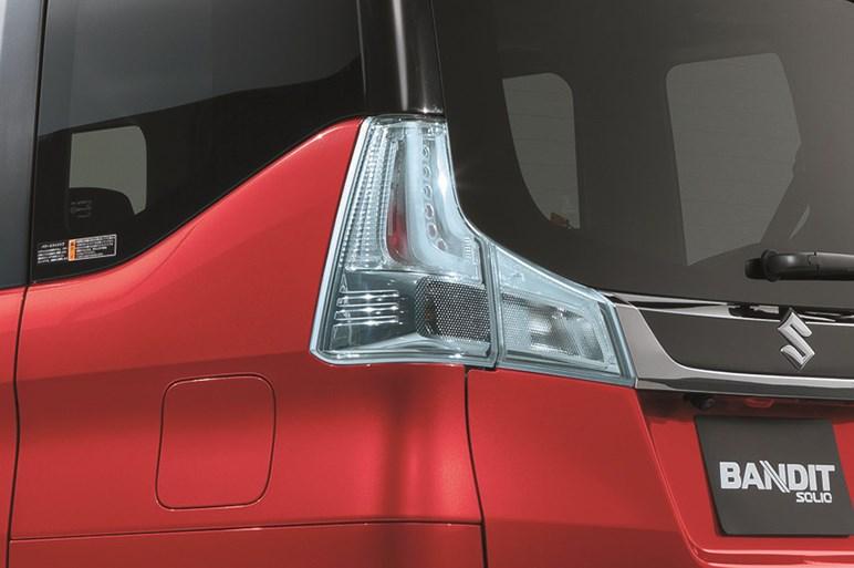 ソリオにフルハイブリッド搭載モデルを追加。燃費は32.0km/Lに向上