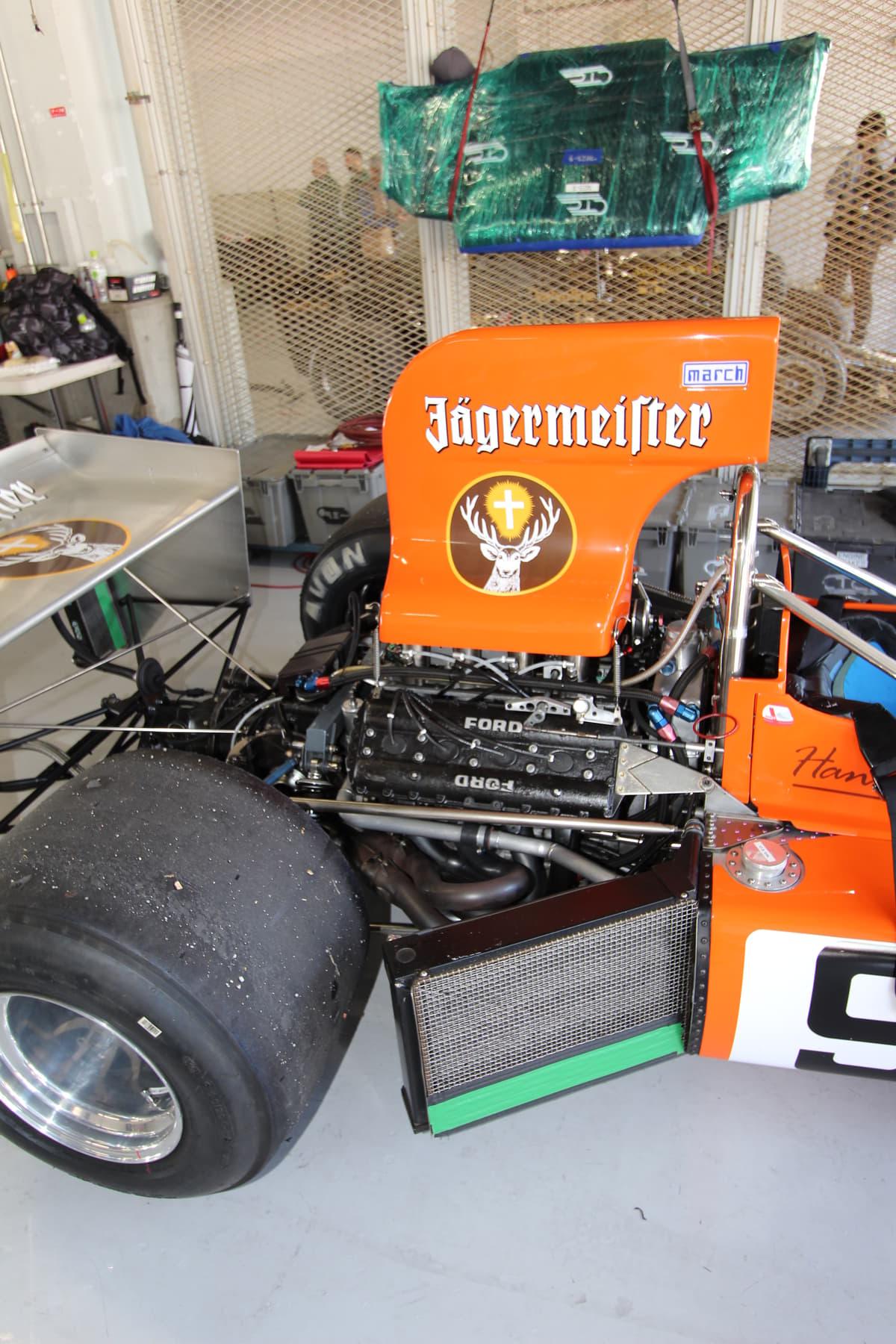 F1マシンへの進化を可能とした「マーチ製 F2マシンの高い戦闘力」