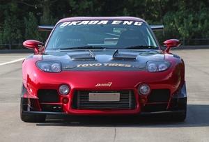 「幻のFD3Sをアップデート!」630馬力シーケンシャルシフト仕様のD'zガレージデモカー