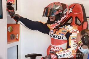 【MotoGP】リハビリも順調だったが……マルク・マルケス、チェコGPを欠場へ。骨折した右腕に2度目のメス