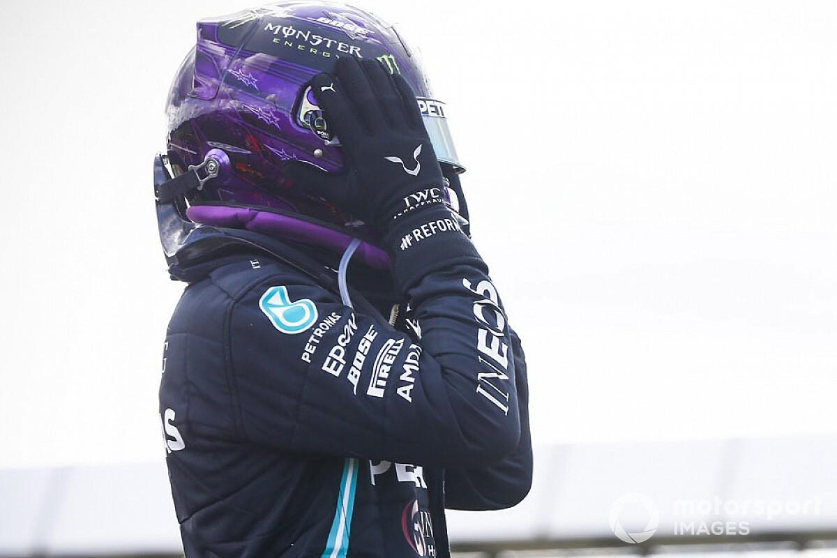 """F1イギリスGP""""ダブルパンク""""事件は、慢心への警告だった……最強メルセデスに油断なし。さらに強くなるきっかけに?"""