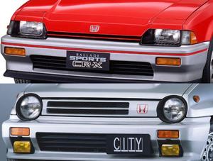 CR-X シティターボIIブルドッグ…ホンダの突き抜けたボーイズレーサーの魅力とは?