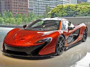 【スーパーカー年代記 082】マクラーレン P1はプラグインハイブリッド機構も採用したハイパー スポーツカー