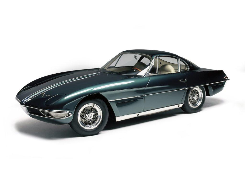 美しき処女作「350 GTV」に隠されたフェルッチオの葛藤(1963)【ランボルギーニ ヒストリー】