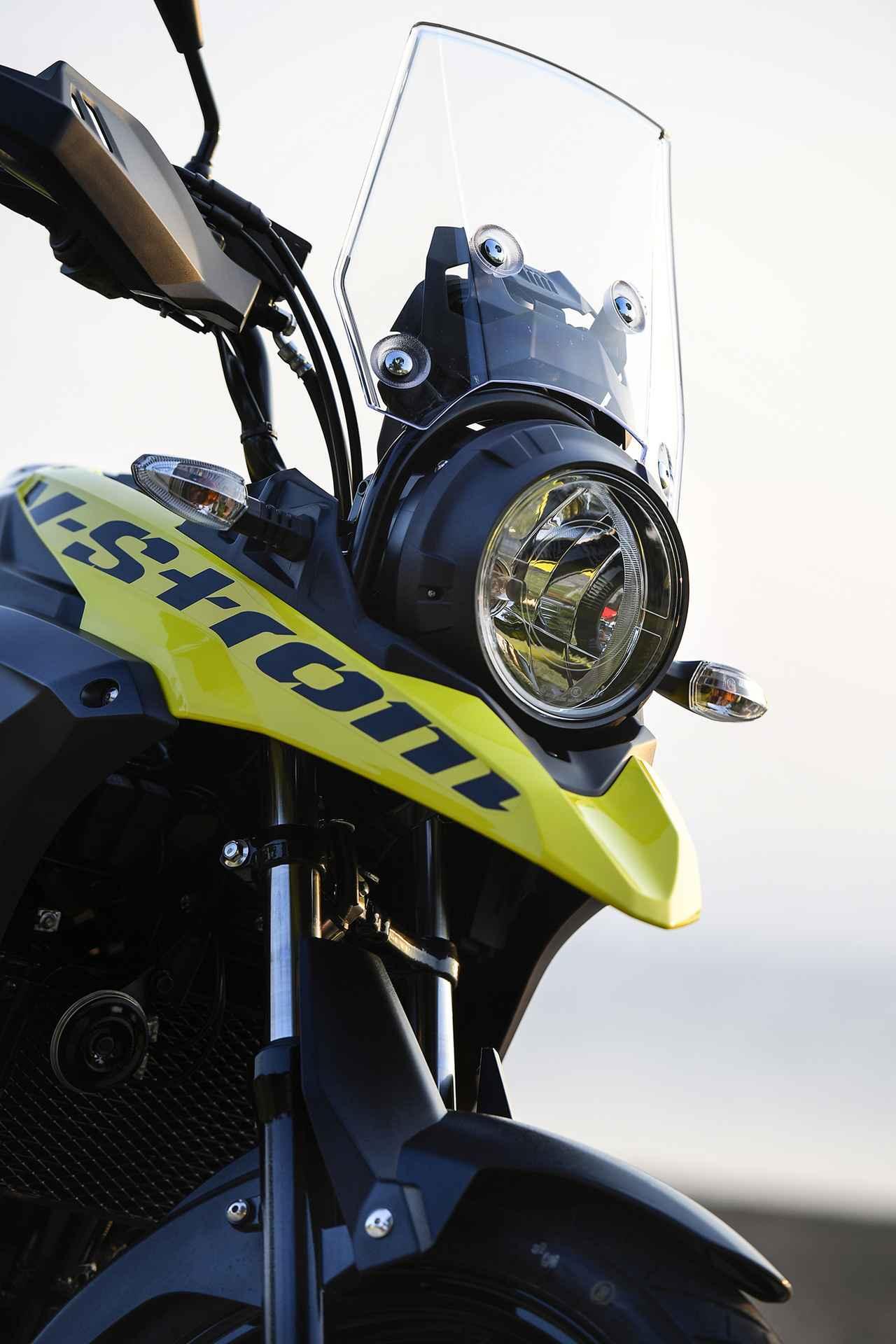 スズキ Vストローム250 ABS(2)「オートバイの格好良いとは何か」(撮影2017年)【カメラマン 柴田直行/俺の写真で振り返る平成の名車】第9回