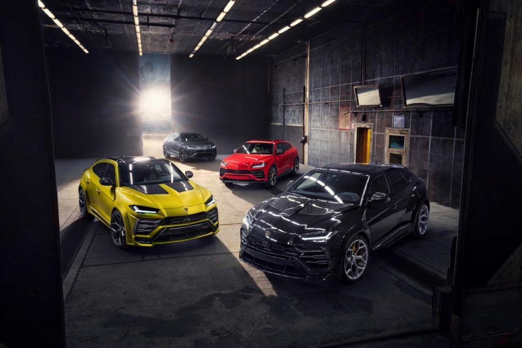 ノヴィテック「ランボルギーニ ウルス」登場! 最高速度310km/hを誇る最強SUV