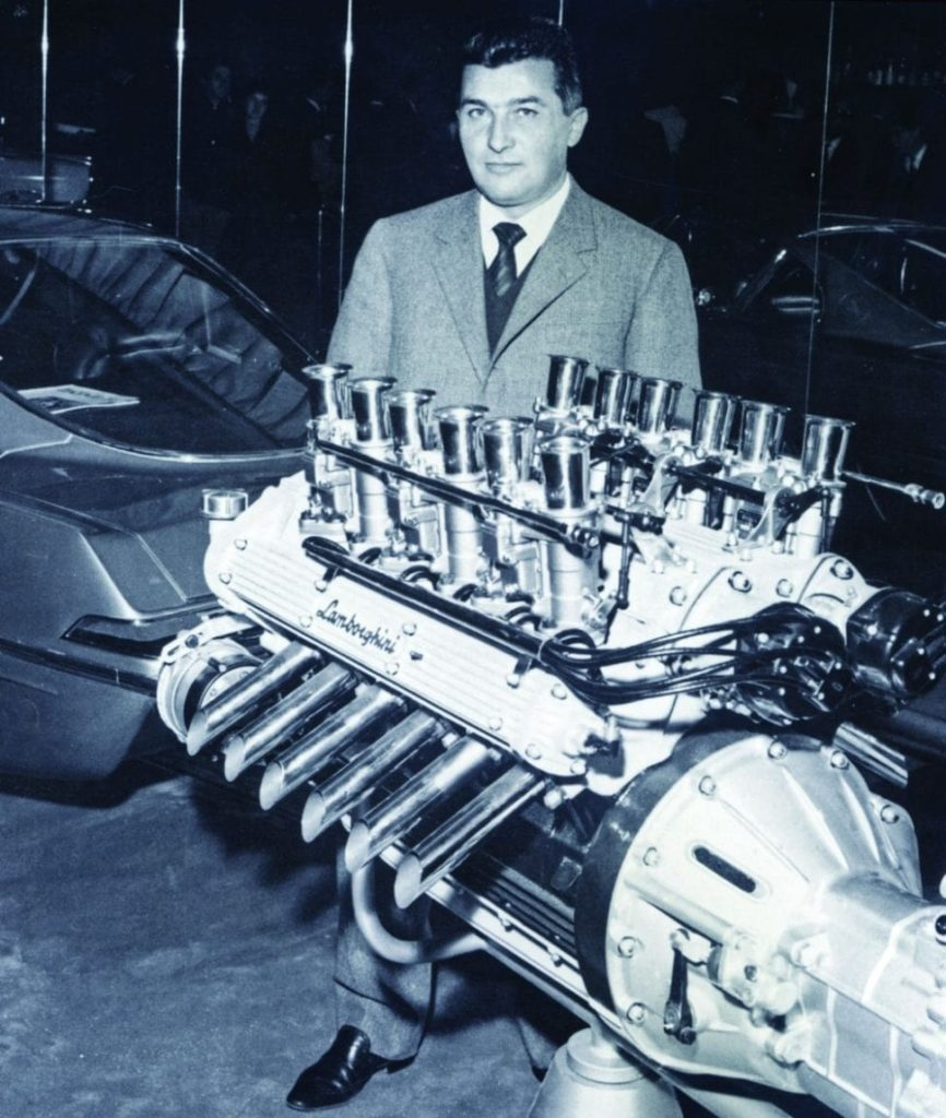 ランボルギーニ誕生前から1号車が完成するまで【ランボルギーニ ヒストリー】