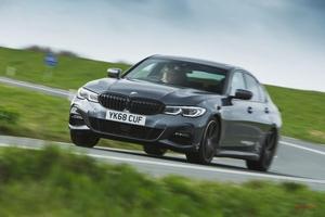 英国試乗 BMW 330i Mスポーツ あらゆる面で先代を上回る