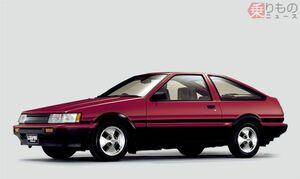 トヨタ「カローラ レビン」(AE86・第5世代) ユーザーが育てた「ハチロク」とは?