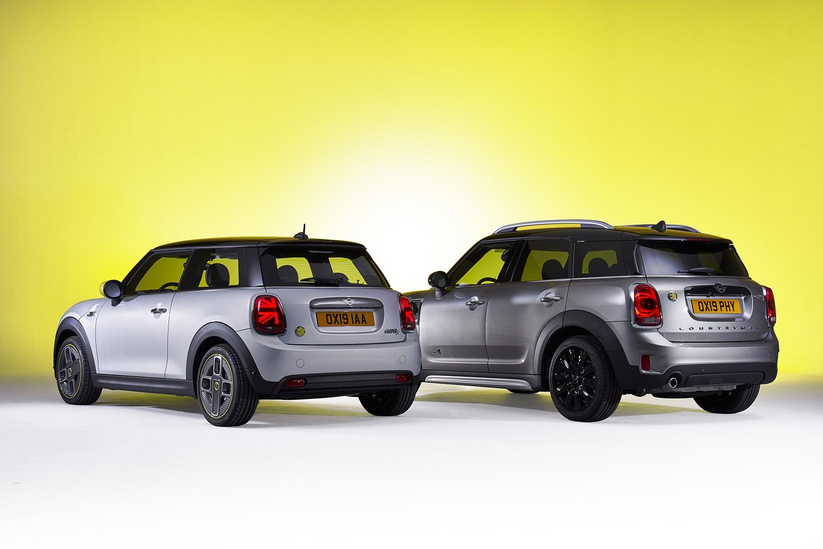 MINI初の量産型EV「MINIクーパーSE」発表。EVになってもゴーカートフィーリングは健在
