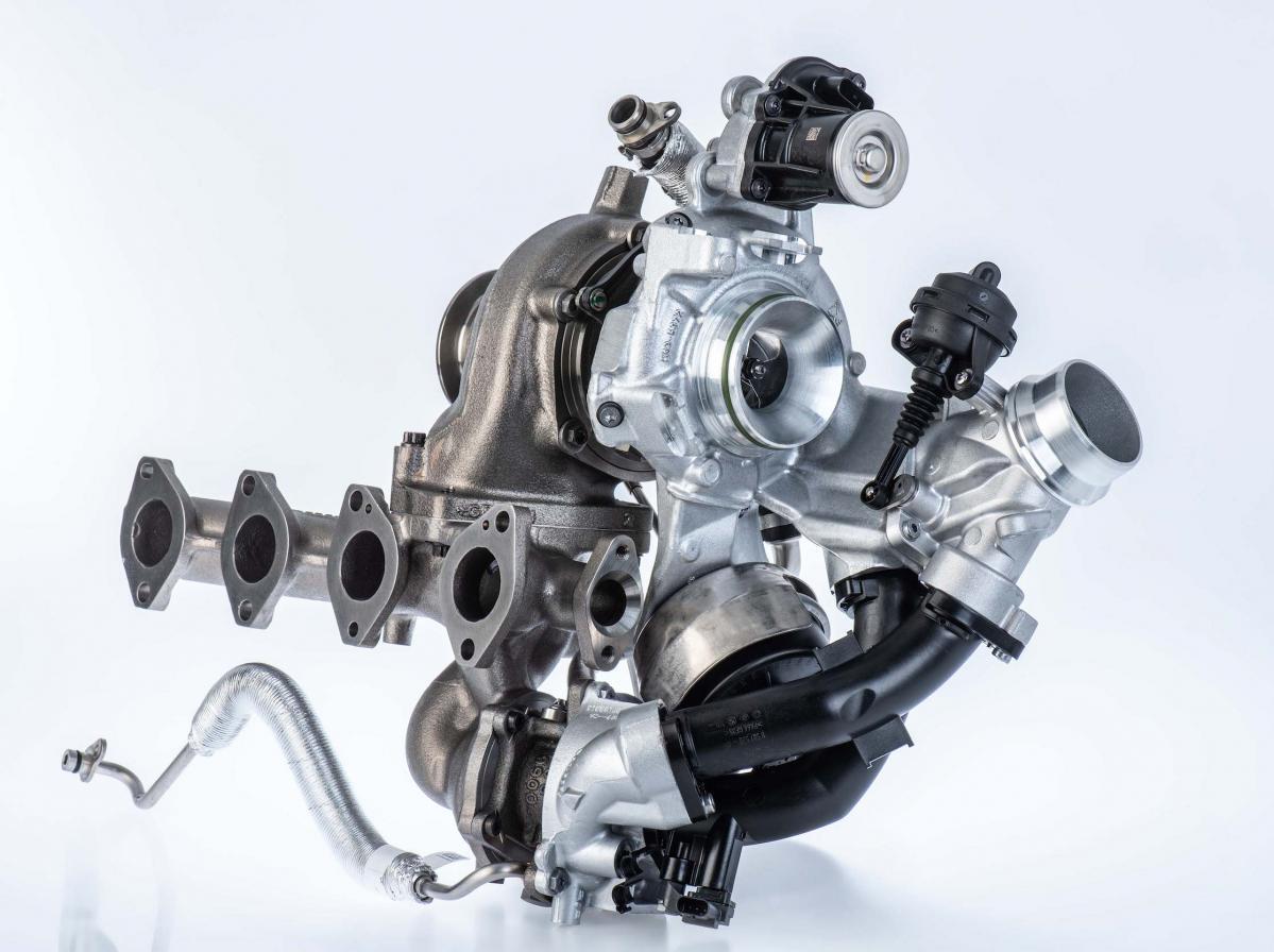 ボルグワーナー、R2S過給システムにより燃費レベル向上を実現
