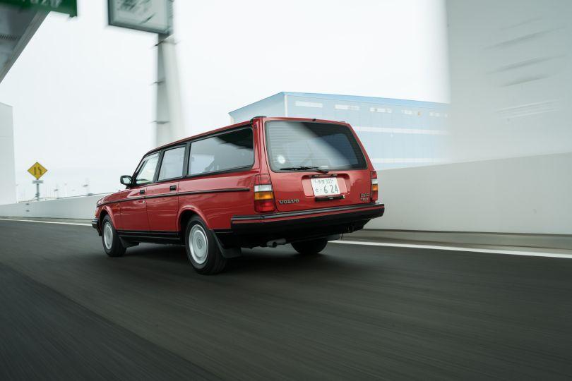やっぱり、240が好き──ボルボ 240ワゴン試乗記