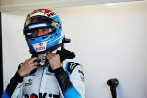 ウイリアムズの新人ニコラス・ラティフィ、元F1王者ロズベルグのカーナンバーを選択