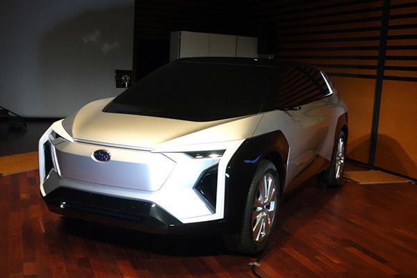 スバルの次世代戦略 2030年代前半に全車電動化と死亡交通事故ゼロを目指す