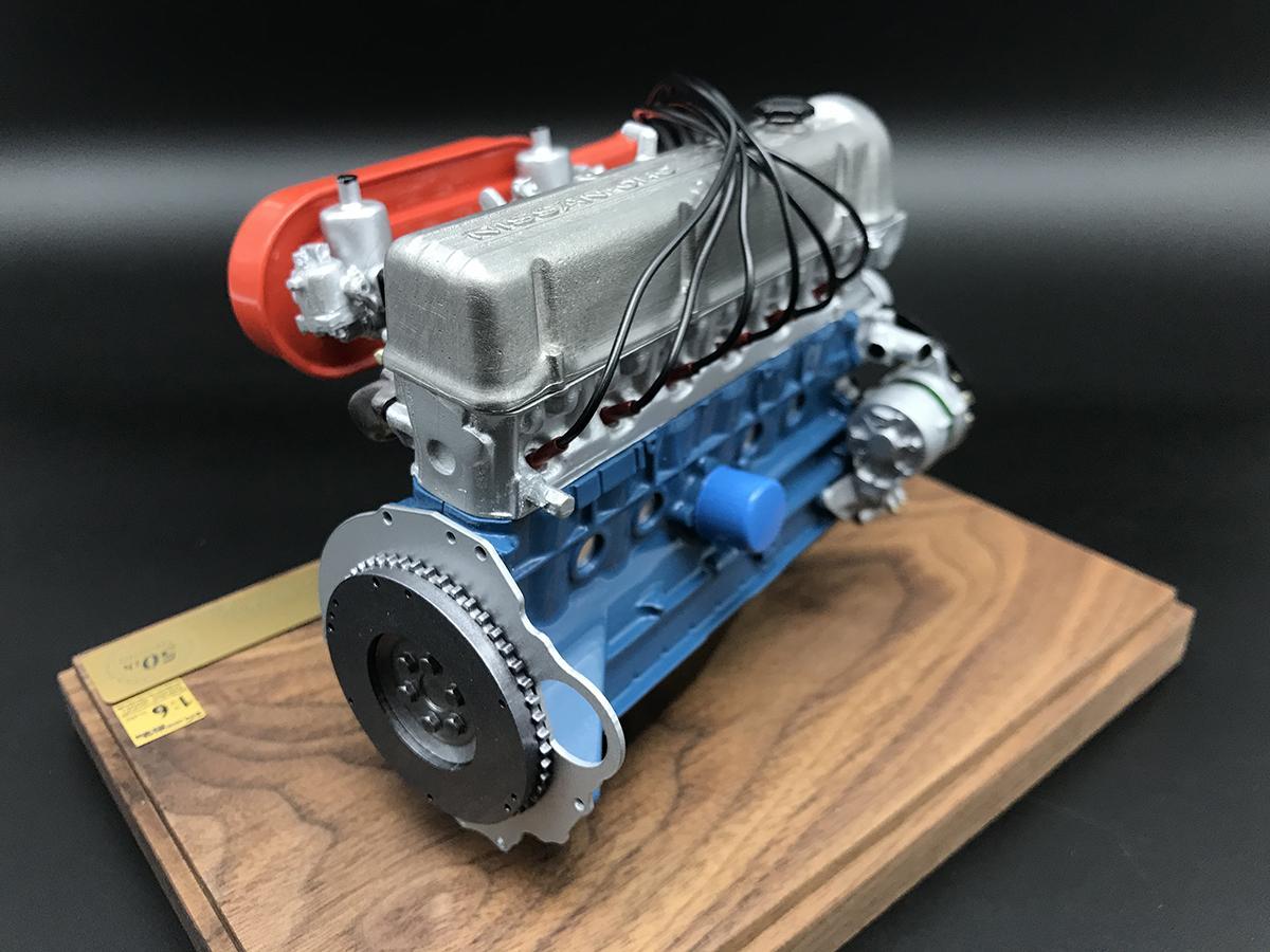 日産フェアレディZ誕生50周年記念! 240ZGを精密に再現したスケールモデル2種が登場