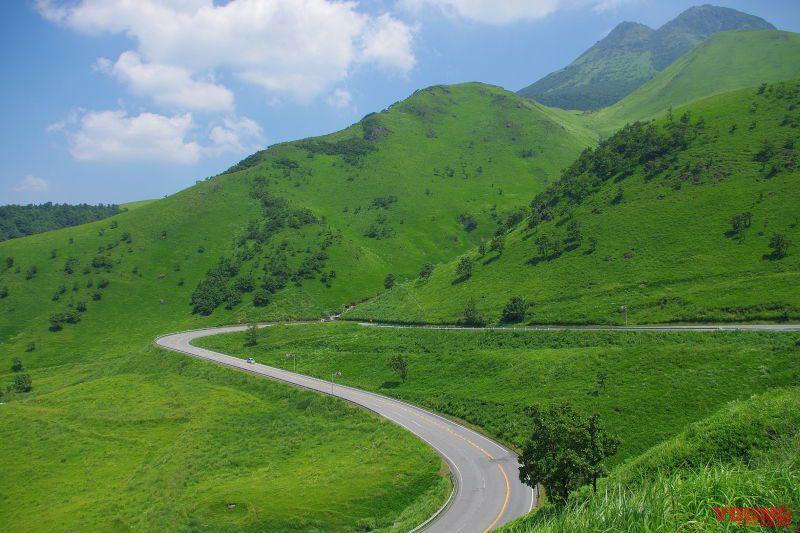 バイクで巡るニッポン絶景道:湯布院日田往還【九州ツーリングのハイライト】
