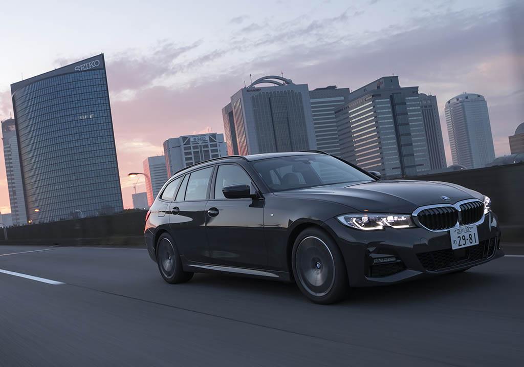 【国内試乗】「BMW 320d xDrive ツーリング Mスポーツ」待望のツーリングが日本上陸!