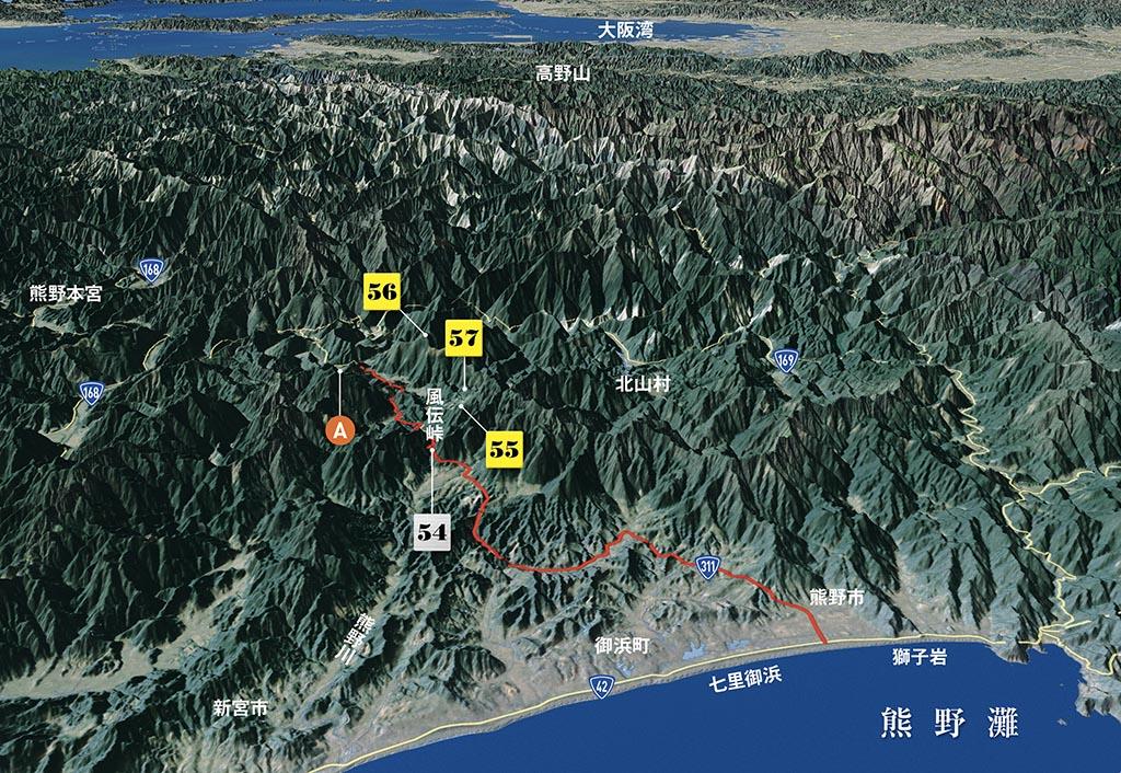 紀伊山中の美しい千枚田に雲海が湧き上がる(三重県 丸山千枚田)【雲海ドライブ&スポット Spot 55】
