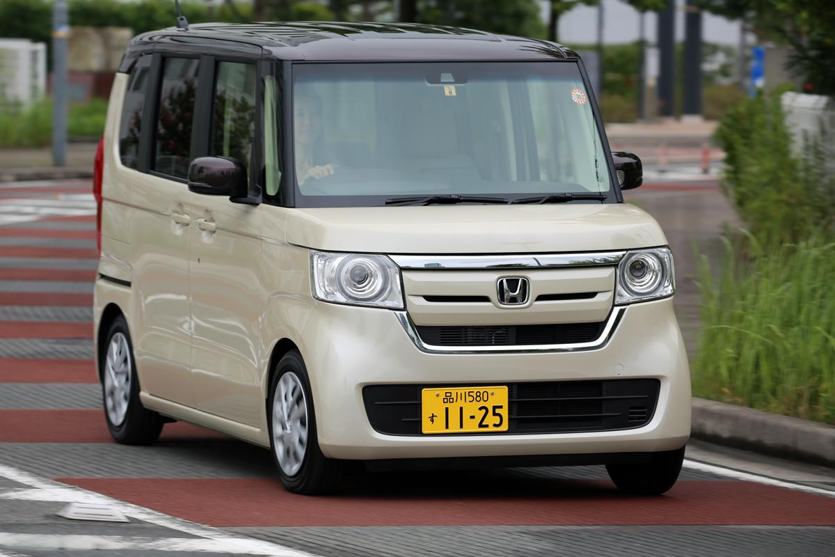 軽で5年連続トップのホンダN-BOX! 日本一売れていても手放しでは喜べない軽自動車特有の事情とは