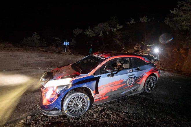 WRC:ヒュンダイ、悲願の二冠達成に自信。2020年型i20クーペWRCは「パフォーマンスと信頼性を改善」