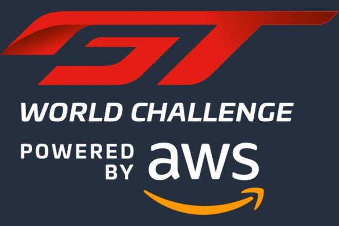 ブランパンGTから改称のGTワールドチャレンジ、Amazonのサービス『AWS』が新タイトルスポンサー就任