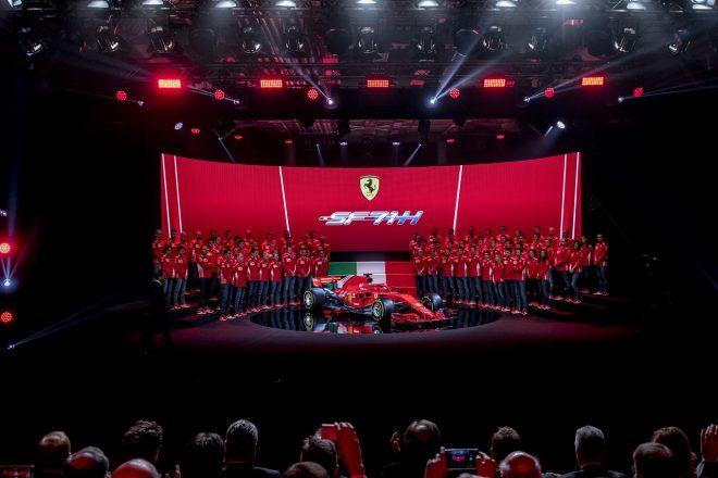 2019年型フェラーリF1マシンの発表日が明らかに。代表アリバベーネが言及