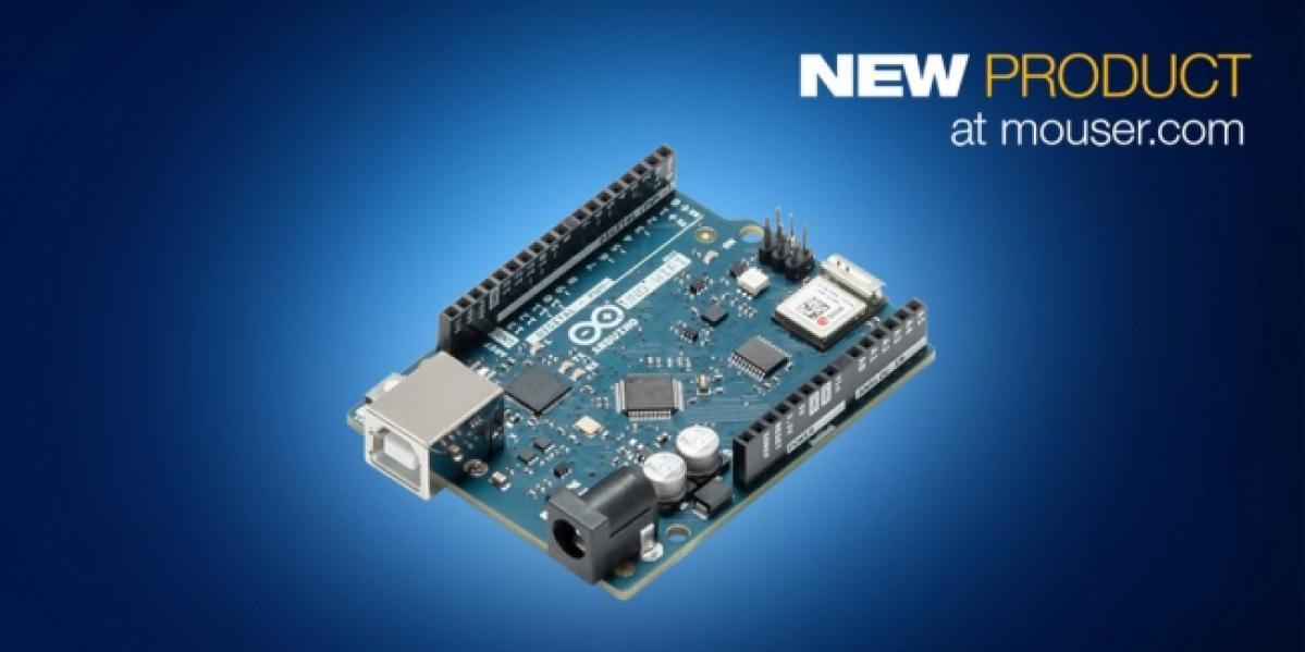 マウザー:Arduino Uno WiFi Rev 2の販売を開始