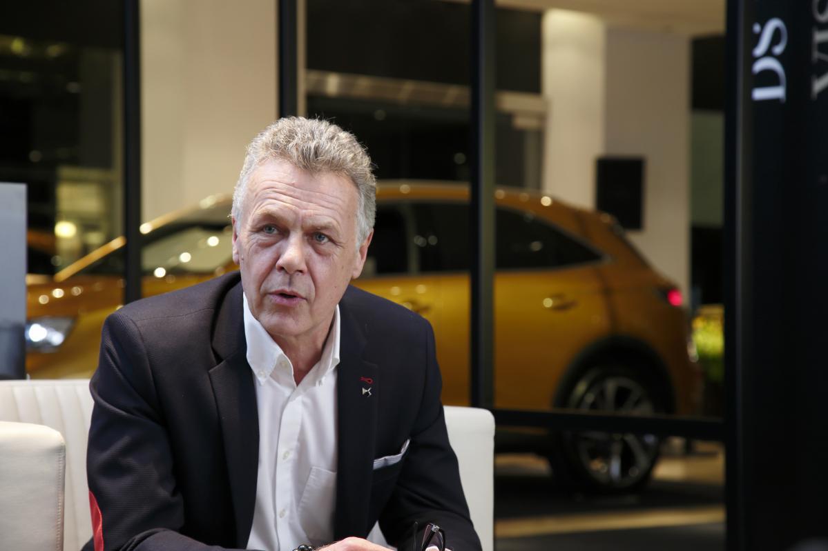 「かつて、ラグジュアリーと言えばフランス車だった」DSオートモビルズ・デザイン部長インタビュー(前編)