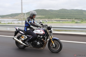 the「燃費」王道ビッグネイキッド ホンダ「CB1300 SUPER FOUR SP」はどれだけ燃料を消費する?