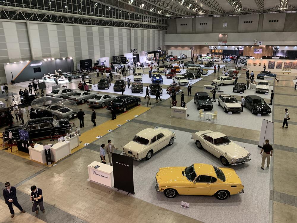 ファン垂涎の名車が集結!実は見どころが多かった「オートモビルカウンシル2020」