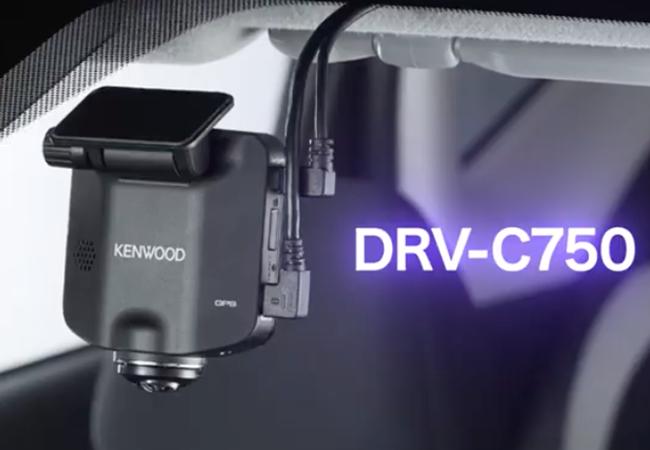 1台で前後左右360度録画、JVCケンウッド最新ドラレコ発表